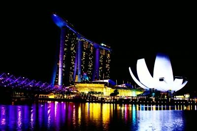 RUKE(ルーク) Marina Bay Sands.