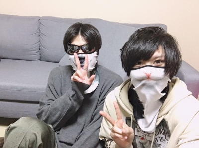 KEN(ケン) 初対面!