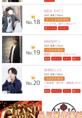 SHIN(シン) 全国ランキング
