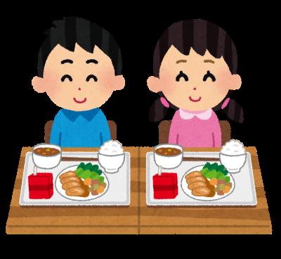 KAZU(カズ) 給食最終日