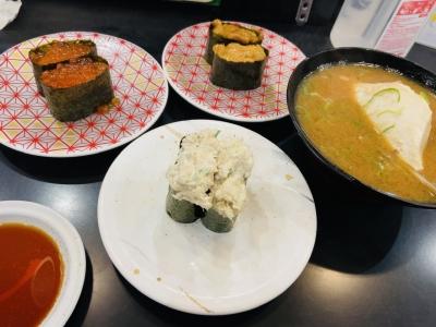 RYOGA(リョウガ) お昼はお寿司