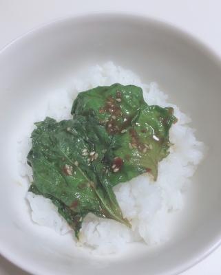MIZUKI(ミヅキ) ☆大葉の醤油漬けレシピ☆