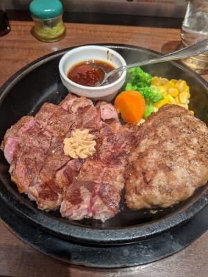 KONOSUKE(コウノスケ) いきなりステーキ