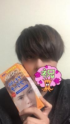 MIYU(ミユウ) この後予約なかったら、茶髪にしてみよう。うむ。
