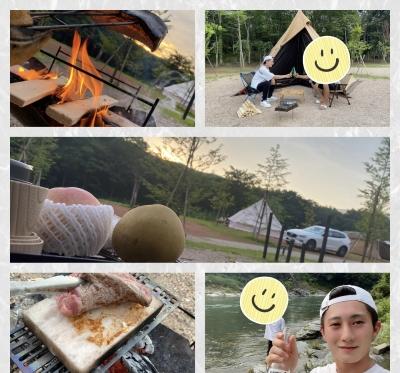 TAKUSHI(タクシ) キャンプ!