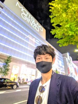 KONOSUKE(コウノスケ) 昼職終わったよ(^^)