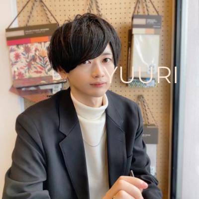 YUURI(ユーリ) 宣材変えました!ユーリです