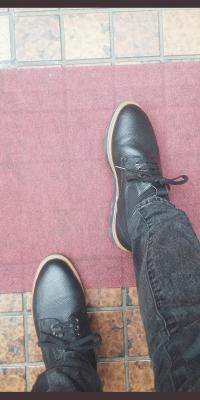 KISARAGI(キサラギ) 新しい靴♪