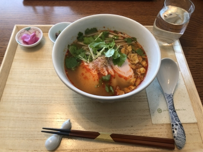 NATSU(ナツ) 広尾の坦々麺食べたい