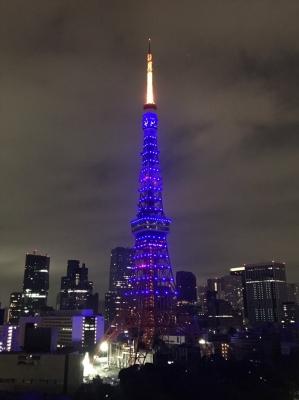 SHO(ショウ) 東京タワーに行ってきました!
