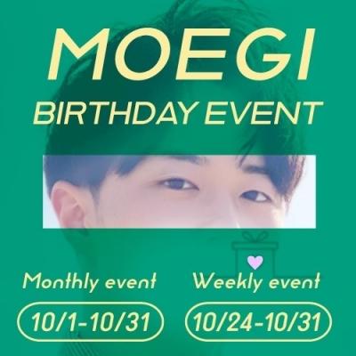 MOEGI(モエギ) 10月!超豪華!バースデーイベント開催!