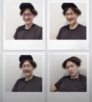 KONOSUKE(コウノスケ) 携帯が勝手に人の写真で遊んどるw