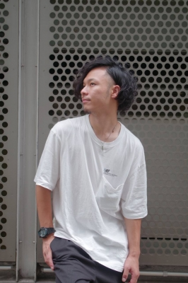 AKASHI(アカシ) New hairstyle