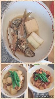MIZUKI(ミヅキ) ☆煮物料理作りました☆