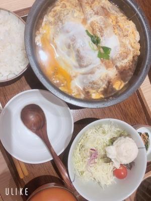 OTOHA(オトハ) ヒレカツ鍋(o´艸`)