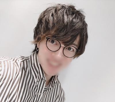 CHIHIRO(チヒロ) 眼鏡で、、、
