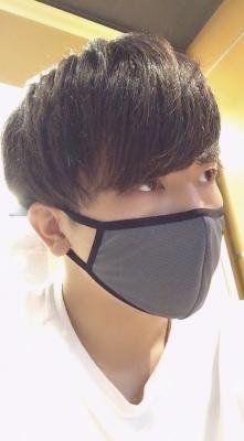 HARUKI(ハルキ) マスク着用、ストレスじゃないですか?