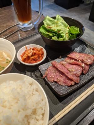 KONOSUKE(コウノスケ) 焼肉ランチ
