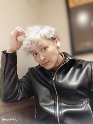 KONOSUKE(コウノスケ) 髪染めましたー♡