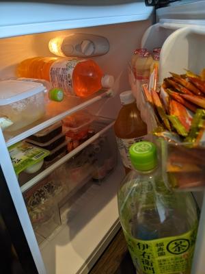 KONOSUKE(コウノスケ) セラピストの冷蔵庫