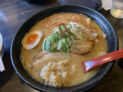 KOSAME(コサメ) 味噌ラーメン!