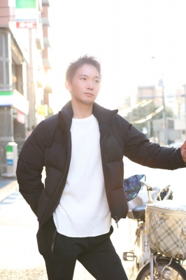 HIROAKI(ヒロアキ) 本日も出勤中♫