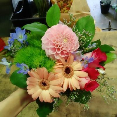 SHUSUKE(シュウスケ) 好きなお花は