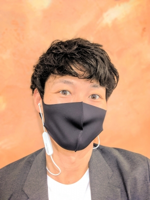 KONOSUKE(コウノスケ) 笑顔