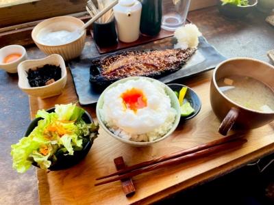 AO(アオ) サバ味醂定食