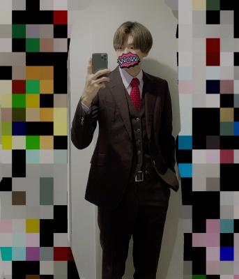 KEN(ケン) 久しぶりのスーツ