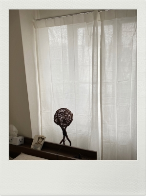 AKAGI(アカギ) カーテンを新調