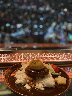 MINATO(ミナト) 634mで食べるハンバーグ