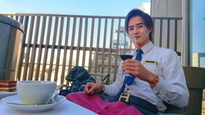 REIRA(レイラ) スーツ男子