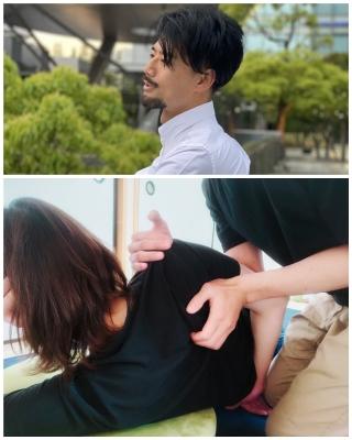 HISASHI(ヒサシ) 肩甲骨
