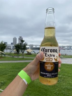NATSU(ナツ) 外で飲むビールって最高