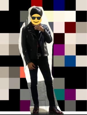 KEN(ケン) ライダースジャケット