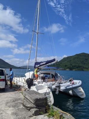 KONOSUKE(コウノスケ) 西表島ヨット貸切