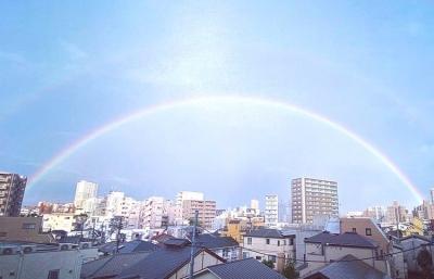 OTOHA(オトハ) 最高の虹が架かったね!