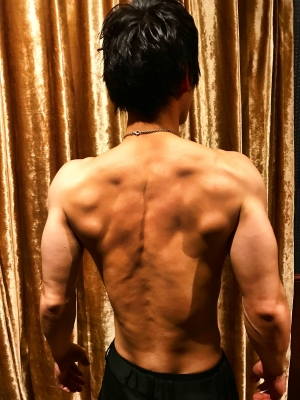 HIROAKI(ヒロアキ) 昨日の筋肉キャス