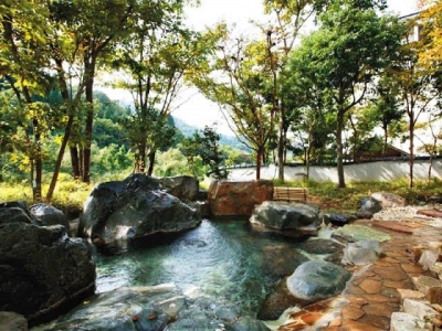 IKU(イク) この温泉は〇〇の湯❗️