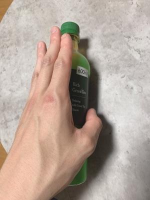 YUMA(ユウマ) 指の大きさ