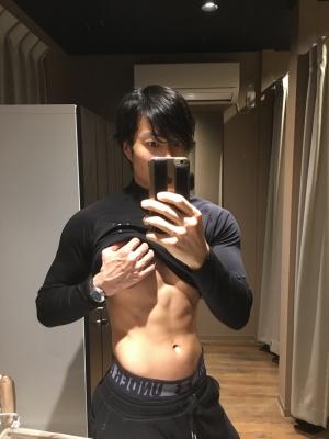 SYACHI(シャチ) トレーニング後