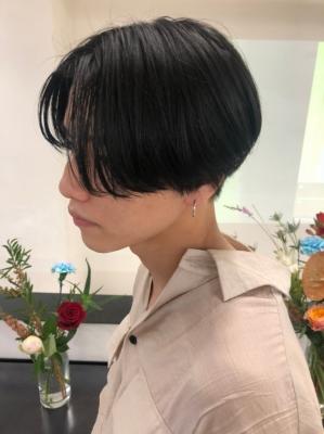 UMI(ウミ) 髪の毛切ったよ〜