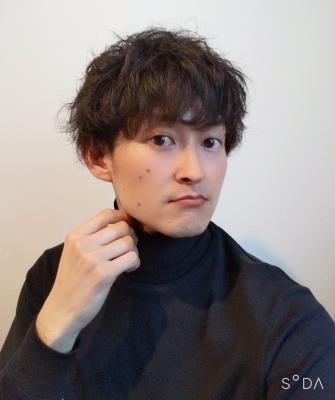 KONOSUKE(コウノスケ) タートルネック似合う?