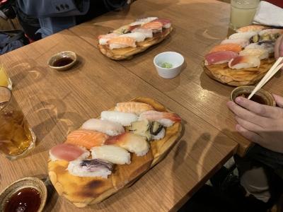 KOSAME(コサメ) 2020最後の食事は