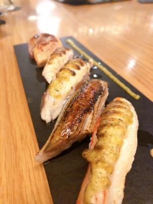 KAISEI(カイセイ) レオ寿司。