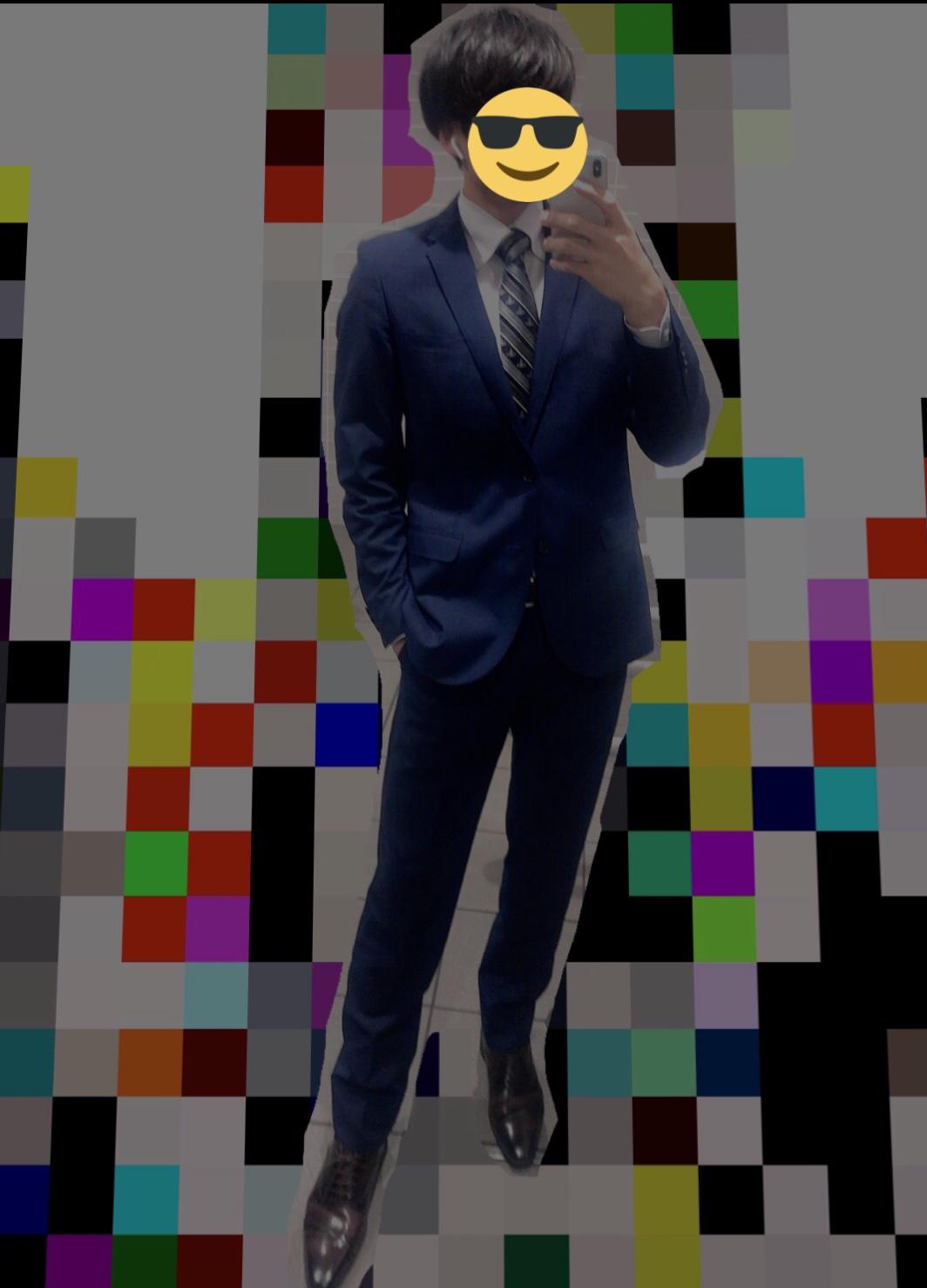 KEN(ケン) スーツ写真