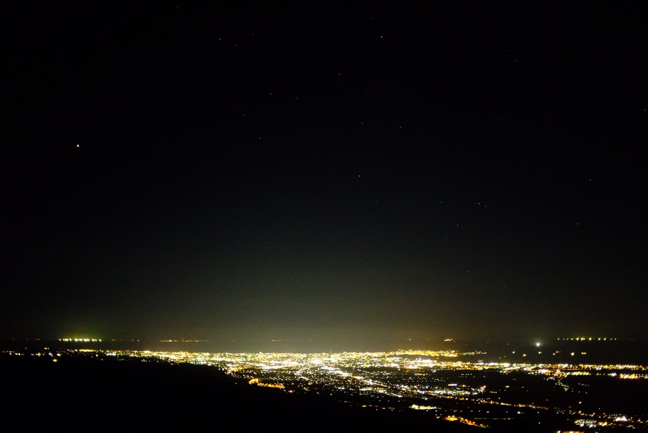 AO(アオ) 函館裏夜景