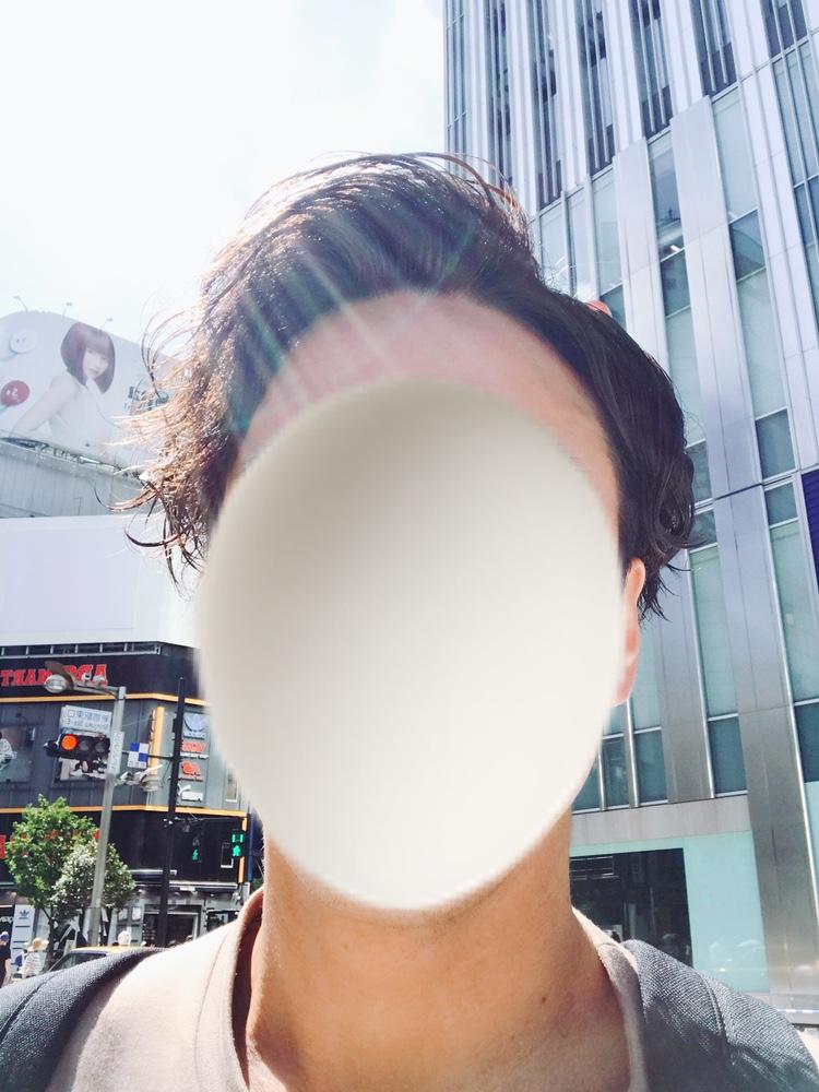 SYOKI(ショウキ) ★前髪上げてみた★