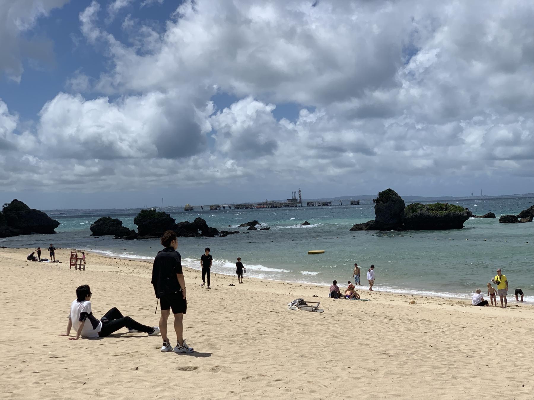 KONOE(コノエ) 先月行った沖縄旅行♫